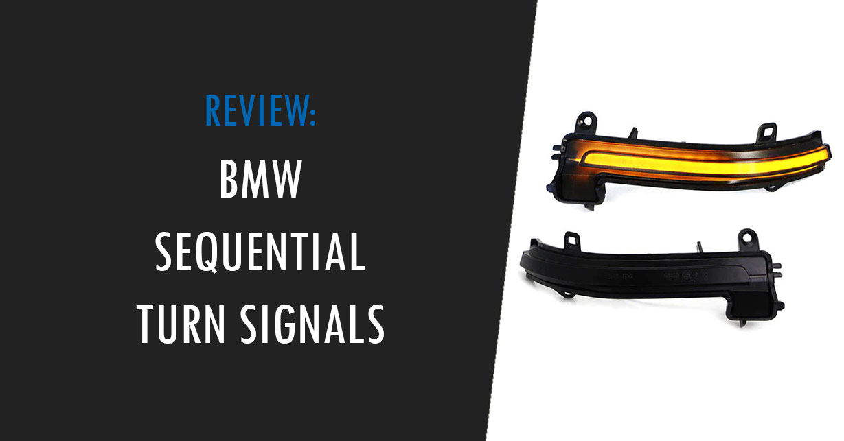 bmw sequential turn signal