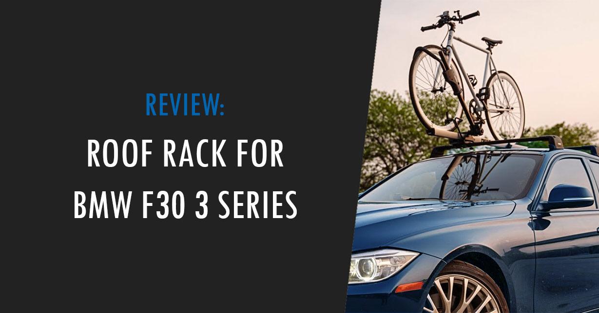 bmw f30 roof rack