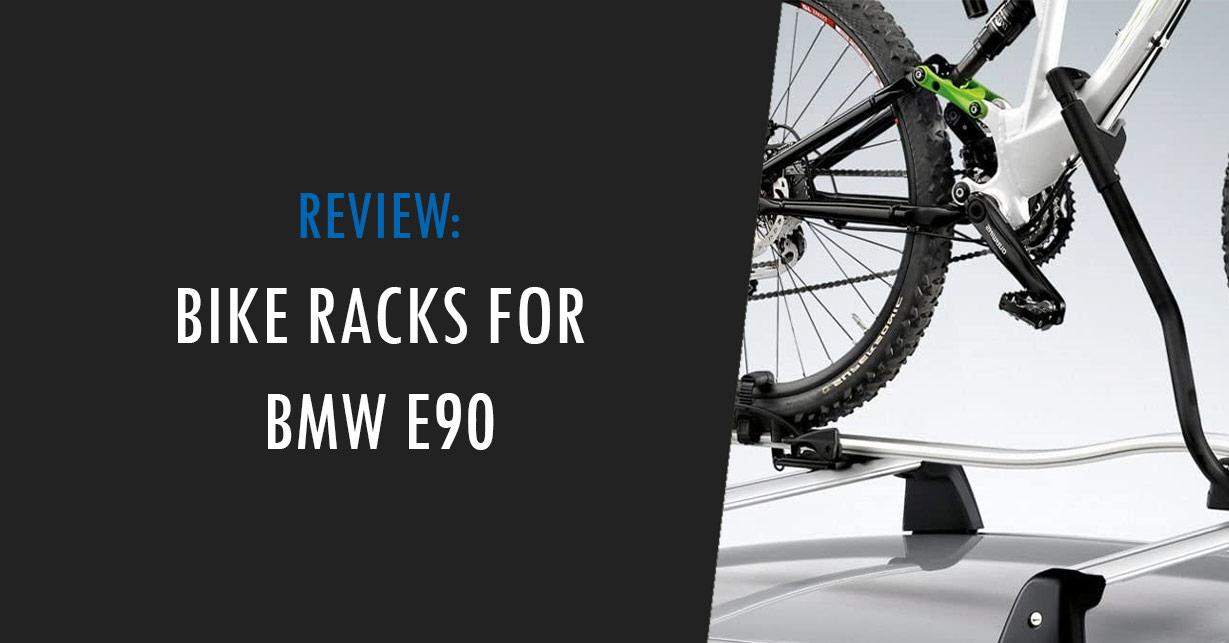 bmw e90 bike rack